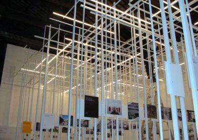 Konstrukcija za Biennale u Veneciji