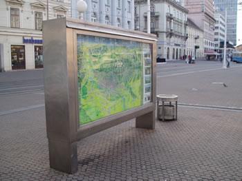 Centralni plan grada Zagreba